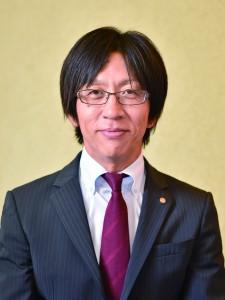 高知中央ロータリークラブ会長 稲田良吉