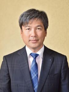 高知中央ロータリークラブ会長 植田宏吉